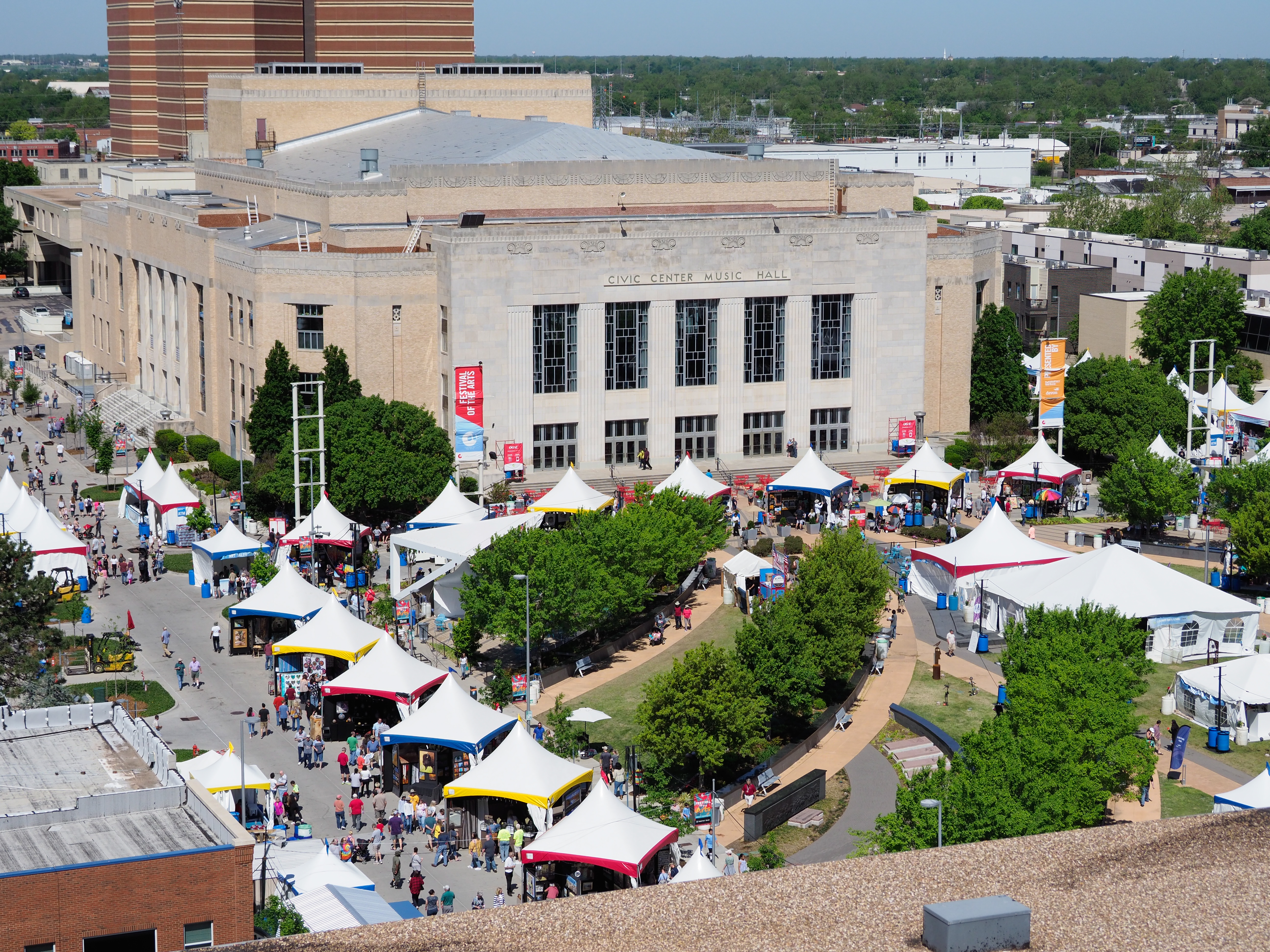 2019 Festival Of The Arts Recap Arts Council Oklahoma City