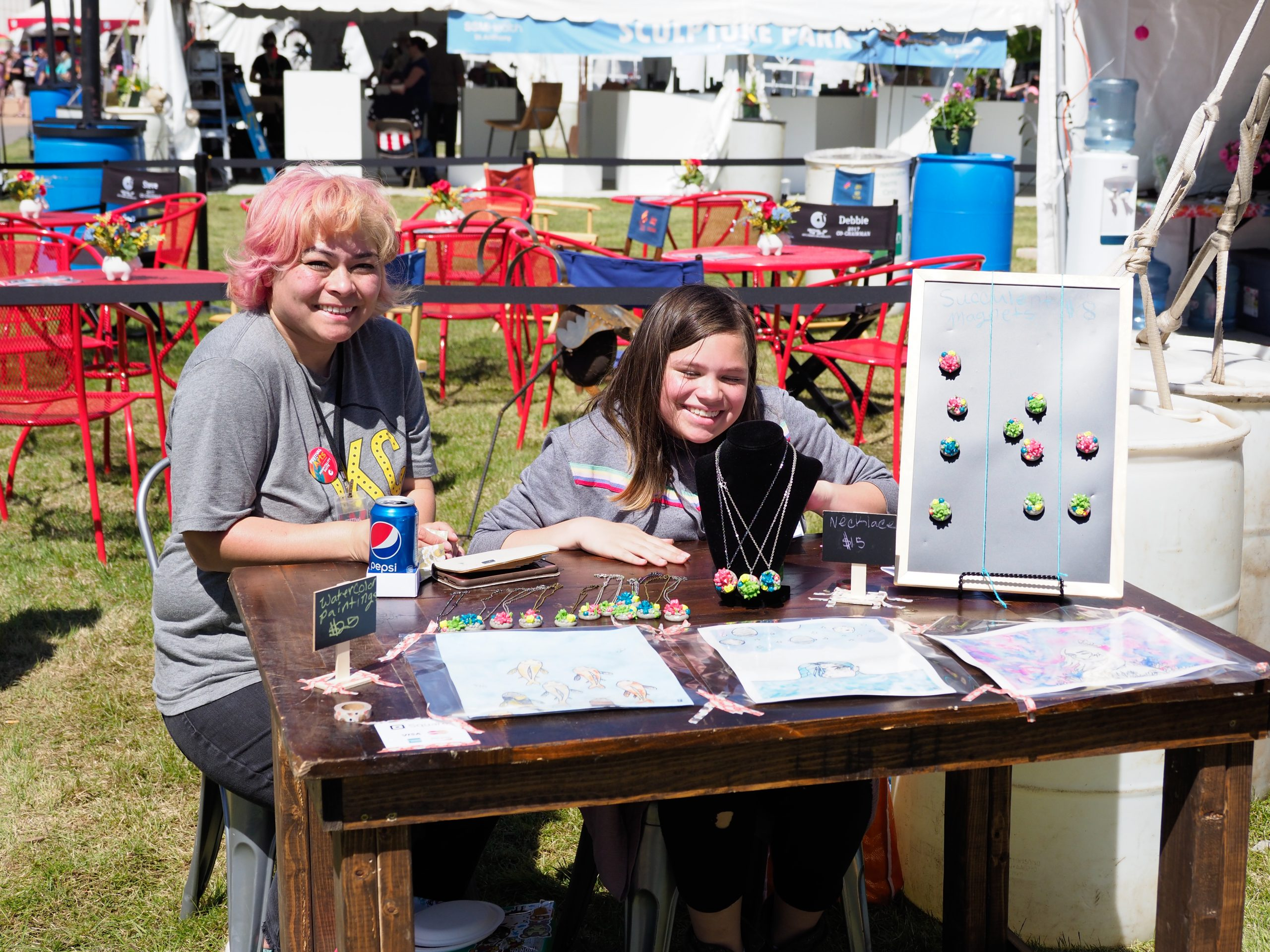 Arts Council OKC Festival of the Arts Youth Art Sale 2020