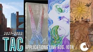 Teen Arts Council Applications Images of Artwork