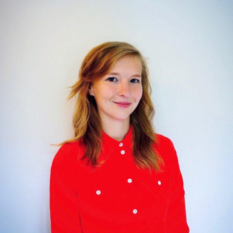 Festival & Programs Assistant, Ann Laudick
